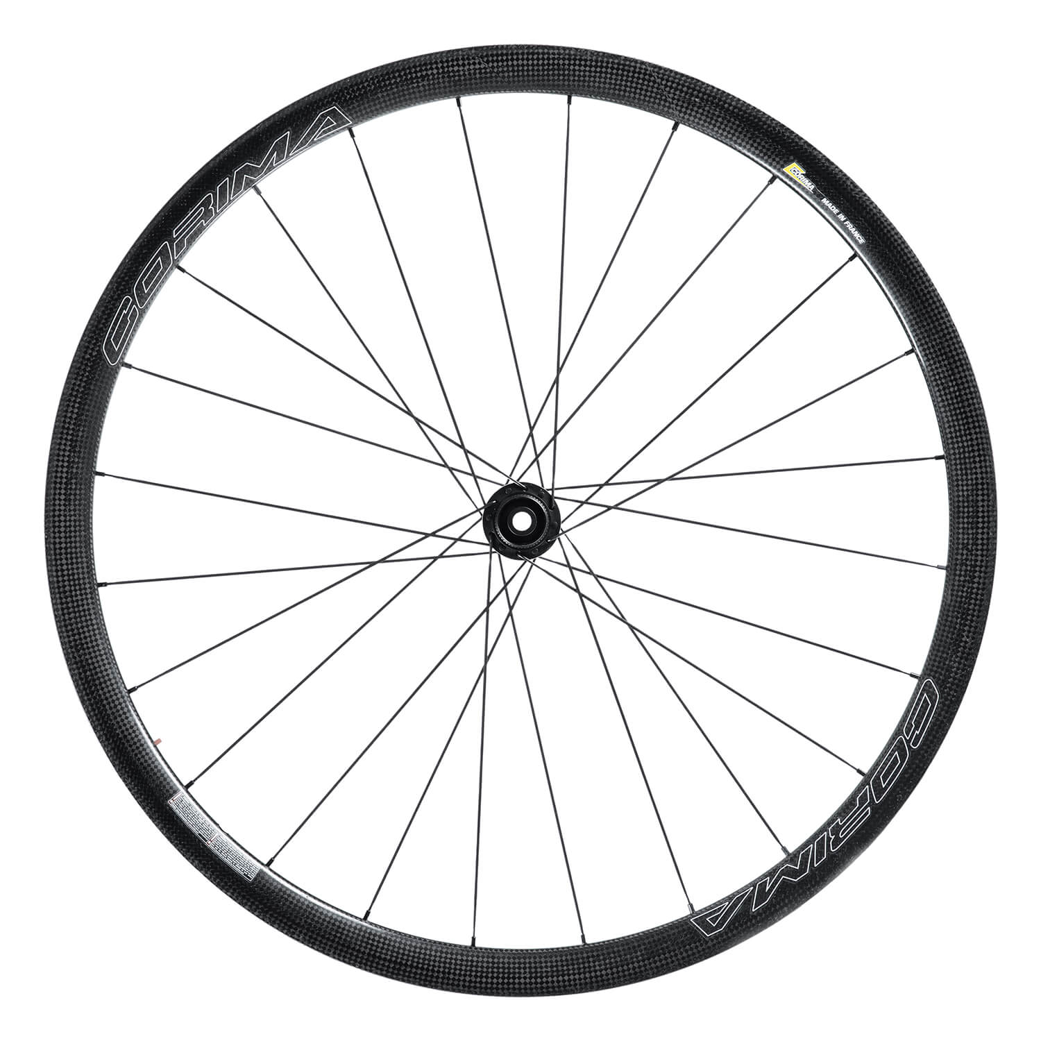 CORIMA 30.5MM Gravel Dx tubeless ready